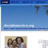 The new disciplemexico.org